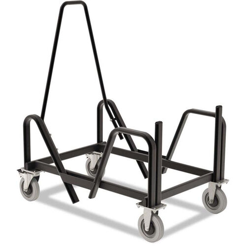 Our HON® Motivate Seating Cart for High-Density Stacking Chairs - Black is on sale now.