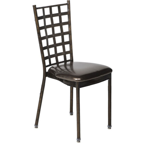 Our 500 lb. Max Natalie Chocolate Chair with Chocolate Vinyl Cushion is on sale now.