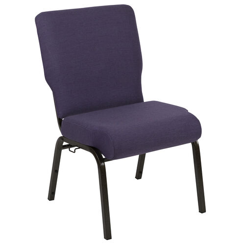 Our Advantage 20.5 in. Royal Purple Molded Foam Church Chair is on sale now.