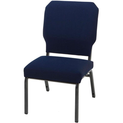 1030 Series Stacking Steel Frame Armless Pew Chair with 3