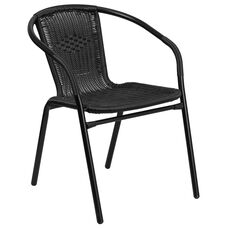 Astounding Stackchairs4Less Wicker Rattan Stack Chairs Home Interior And Landscaping Ologienasavecom