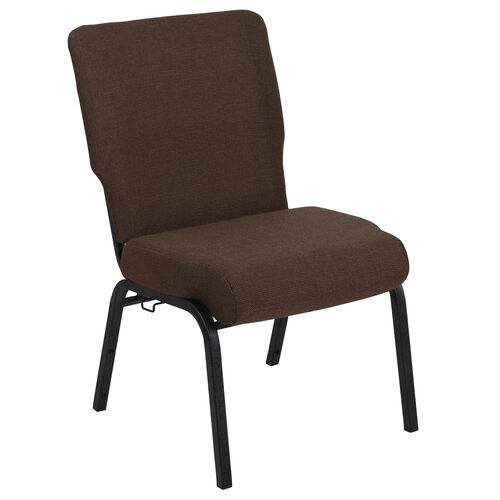 Our Advantage 20.5 in. Java Molded Foam Church Chair is on sale now.