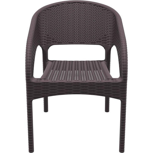 Our Panama Outdoor Wickerlook Resin Stackable Dining Arm Chair is on sale now.