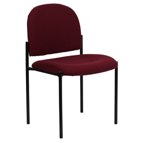Our Comfort Burgundy Fabric Stackable Steel Side Reception Chair is on sale now.