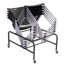 Aire Stacking Dolly for All Aire Chairs - Black