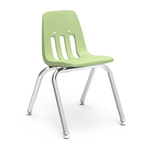9000 Classic Series Stack Chair with 14