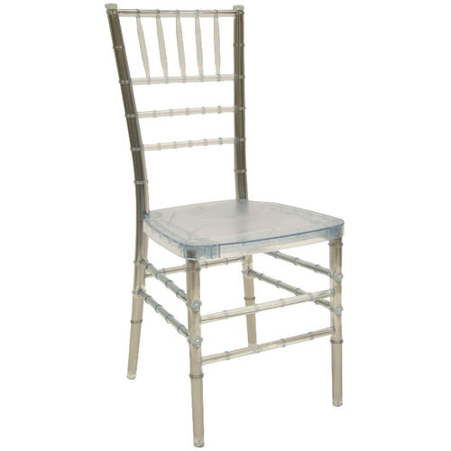 Our 1000 lb. MAX Resin Steel Core Chiavari Chair - Set of 2 - Ice Crystal is on sale now.