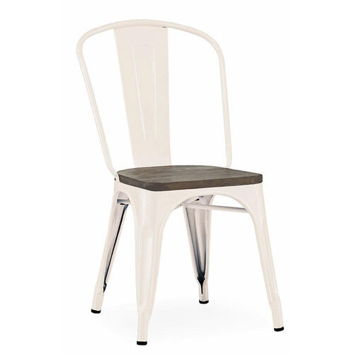Our Dreux Stackable Side Chair with Elm Wood Seat - Set of 4 is on sale now.