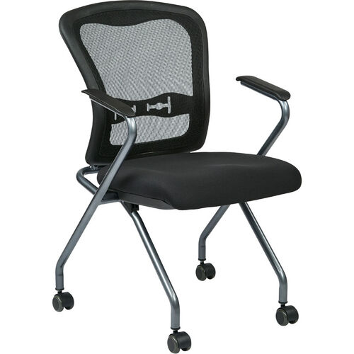Pro-Line II Deluxe Folding Chair with ProGrid Back - Set of 2