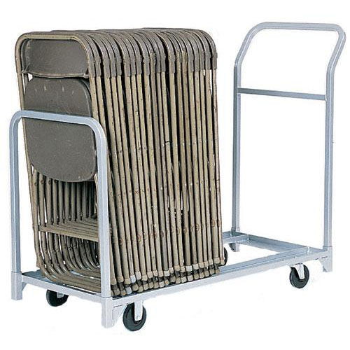 Our Folded or Stacked Chair Tote with Push Handle - 22