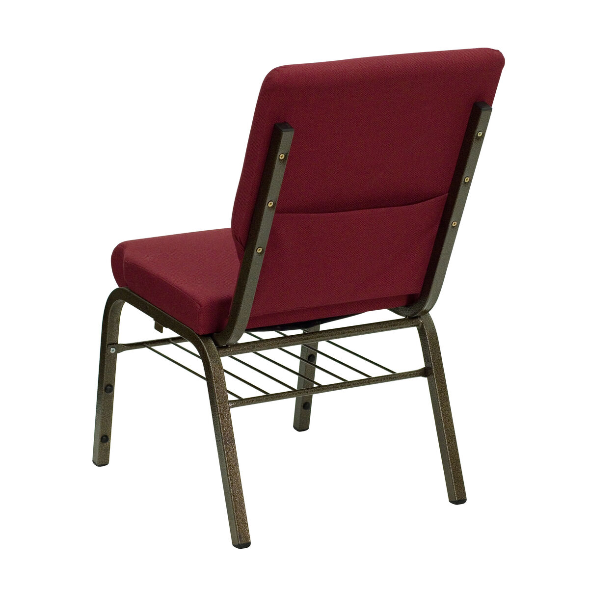 Flash Furniture Hercules Series 18 5 W Church Chair In