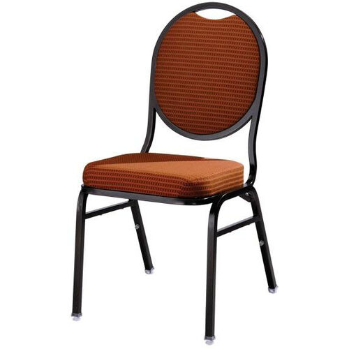 Omega II Round Back Banquet Stack Chair