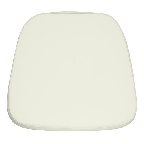 Our Soft Ivory Fabric Chiavari Chair Cushion is on sale now.