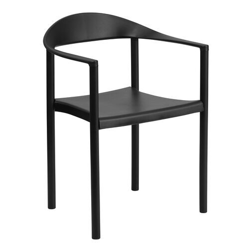Our HERCULES Series 1000 lb. Capacity Plastic Cafe Stack Chair is on sale now.