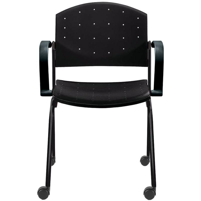 ... Our Eddy Stack Side Chair On Casters Is On Sale Now.