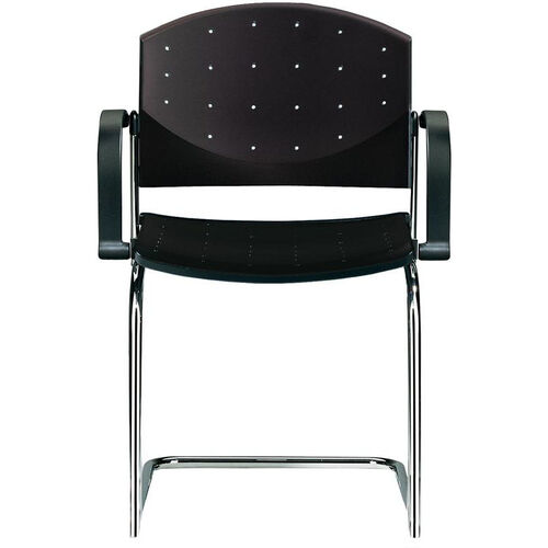Our Eddy Sled Base Chrome Stack Side Chair is on sale now.