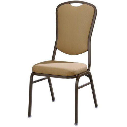 Omega I Premium Comfort Rectangular Back Stacking Chair
