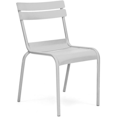 Our Chatou Stackable Metal Armless Side Chair - Set of 4 is on sale now.