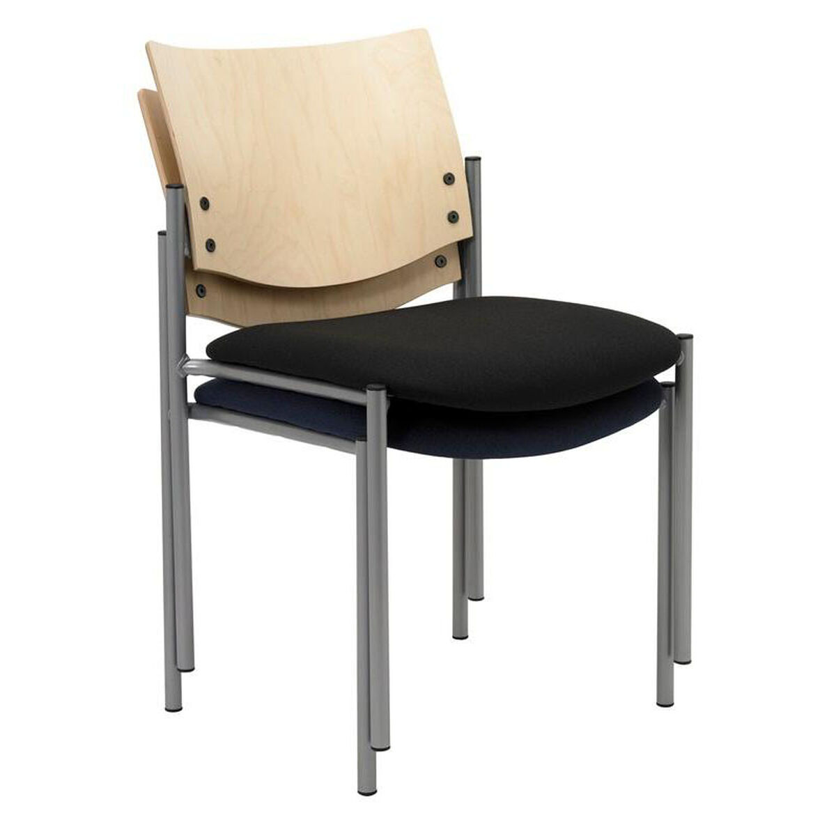 Guest Stack Arm Chair Chocolate 1311sl Sp20 Gr3