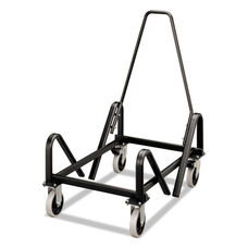 HON® Olson Stacker Series Cart - 21-3/8 x 35-1/2 x 37 - Black