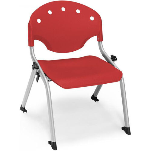 Our Rico 300lb. Capacity Student Stack Chair with 12