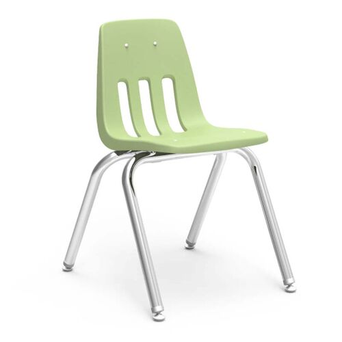 9000 Classic Series Stack Chair with 16