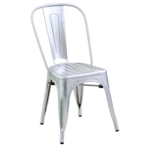 Steel Tolix Chair