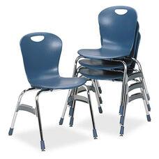 Virco® Zuma Ergonomic Stack Chair - 18