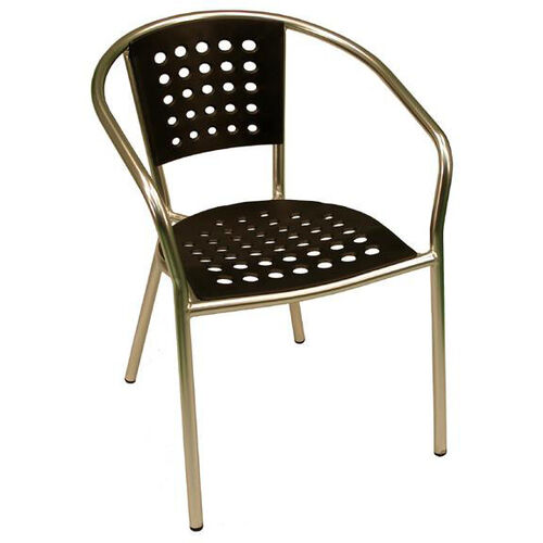 Our South Beach Hand Polished Tubular Aluminum Stackable Club Chair is on sale now.