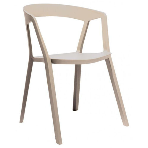 Our Milan Stackable Modern Polypropylene Arm Chair - Set of 4 is on sale now.