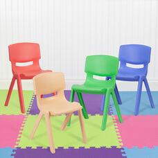 Multi-Color Plastic