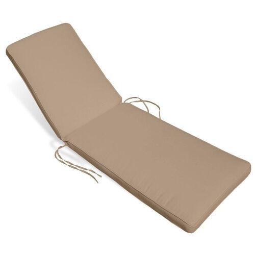 Aqua Chaise Lounge Cushion