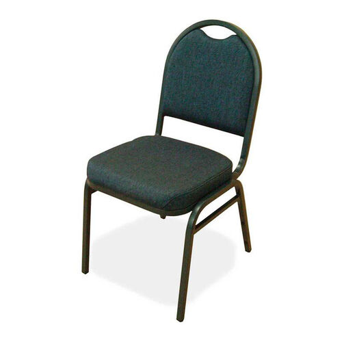 Our Lorell Blue Upholstered Stack Chairs - Set of 4 is on sale now.