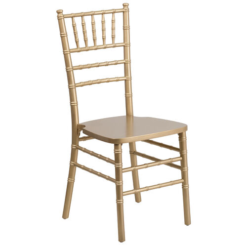 "Our HERCULES Series Gold Wood Chiavari Chair with <span style=""color:#0000CD;"">Free </span> Cushion is on sale now."