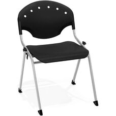 Rico 300lb. Capacity Stack Chair with 17.75