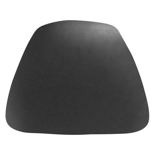 Our Hard Black Vinyl Chiavari Barstool Cushion is on sale now.
