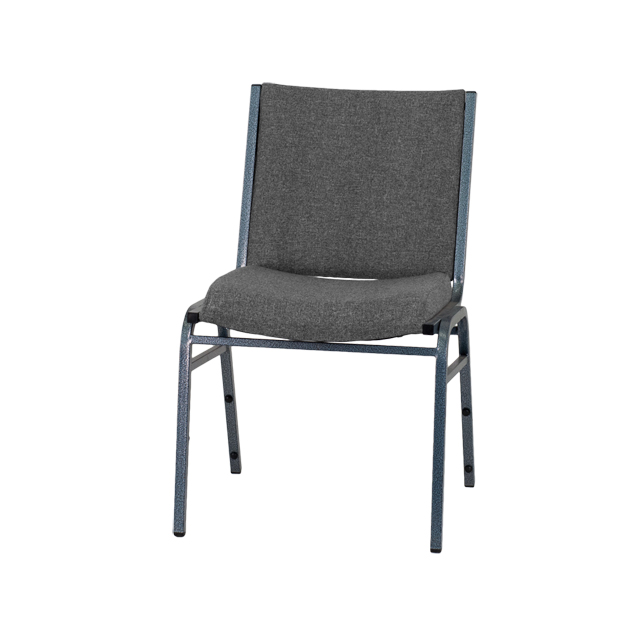 hercules series heavy duty gray fabric stack chair. Black Bedroom Furniture Sets. Home Design Ideas