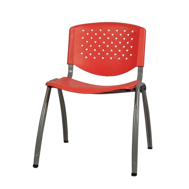 hercules series 880 lb capacity orange plastic stack chair with titanium frame. Black Bedroom Furniture Sets. Home Design Ideas