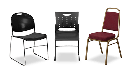 All Stack Chairs