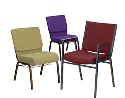 Stackchairs4less Church Stack Chairs
